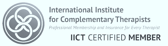 Image: IICT membership logo, current.